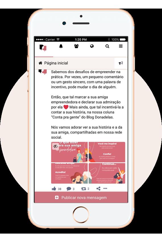 App Donadelas